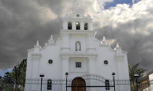La Iglesia de San Miguel in San Jose