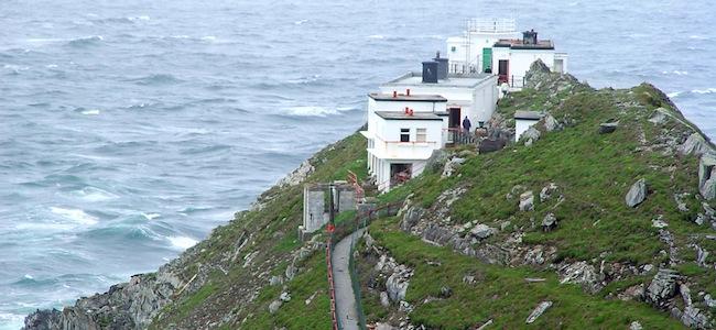 Mizen Head, Ireland's most southwesterly point.
