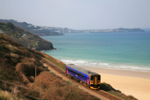 Train to St. Ives